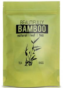 beautifully bamboo tea